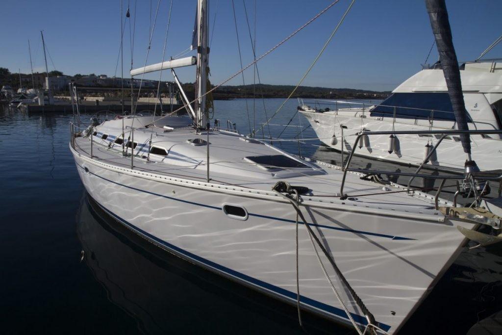 Yacht for rent, Elan 45, Northeast Mallorca