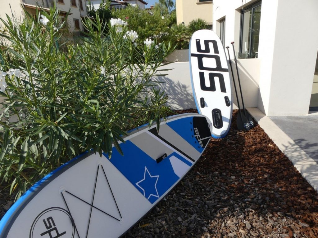 Paddle surf for rent, Colonia de Sant Pere